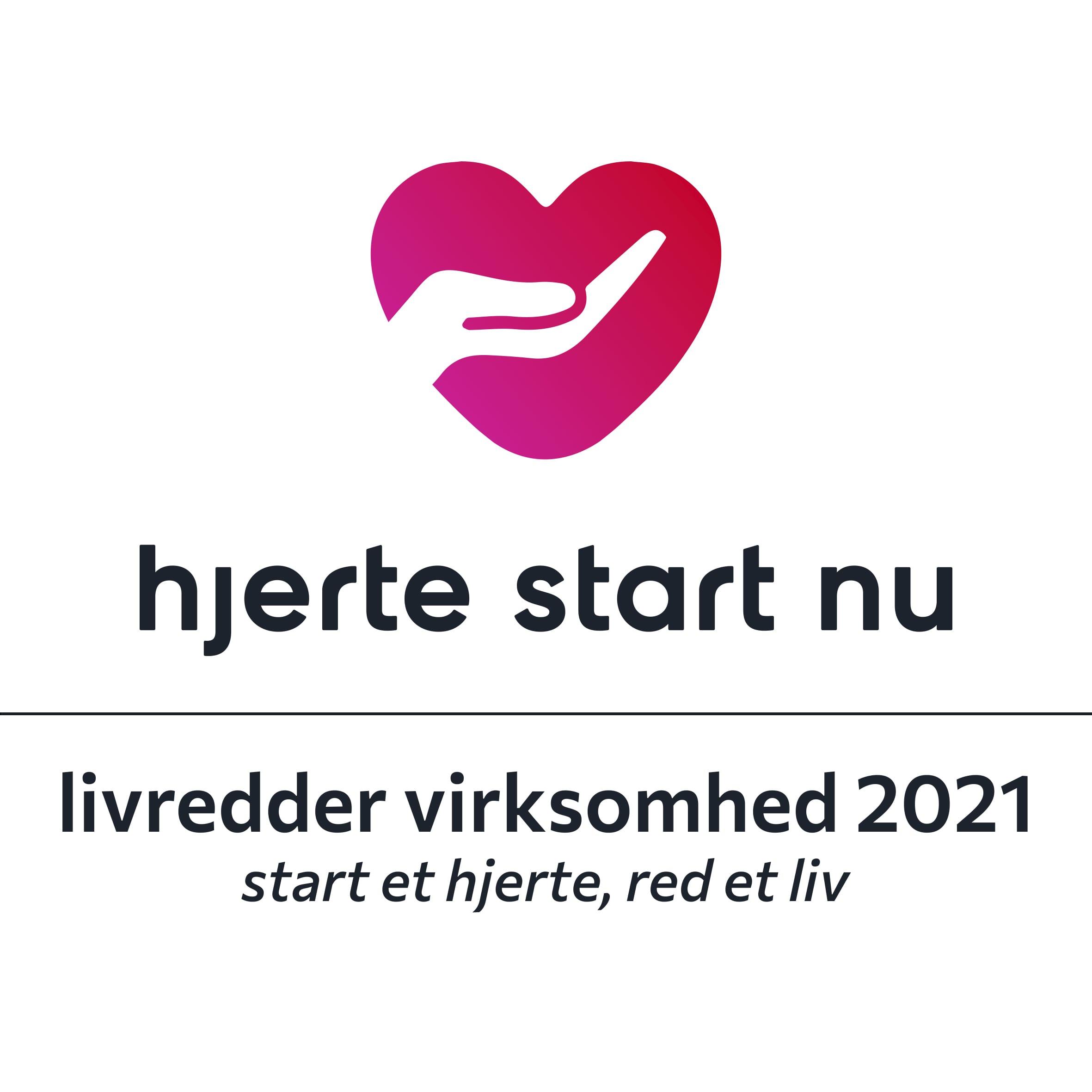 Livredder virksomhed 2021